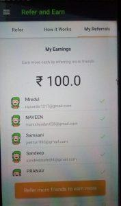 [Proof] Creditmantri Refer And Earn : Get Rs.100 PayTM Cash For Inviting Your 3 Friends 3