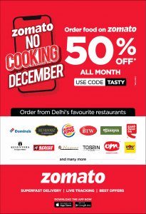 Zomato Free Food Trick - Get Free Food From Zomato worth Rs.200 1