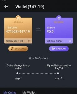 [instant PayTM]VidMix App - Pay Rs.1 & Win Upto Rs.100 Instantly in PayTM + Refer & earn 5