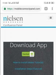 Nielsen Confluence - Get Free Rs.150 Amazon Cash/ Flipkart Voucher Just for Keep Installing App 4