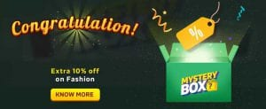 Flipkart Mystery Box - Shop In Flipkart BSD Sale & Win Assured Rewards 1