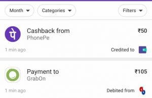 Phonepe Apps - Get Amazon Rs.100 Voucher for just Rs.55 Only 1