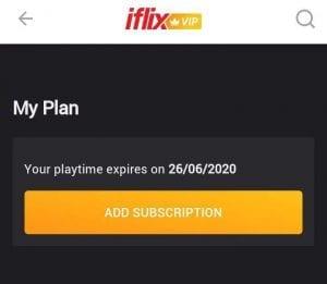 IFlix 1 Year Premium Voucher - Stream Premium Shows 1