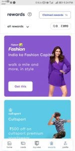Cred App Refer & Earn - Refer 3 Friends & Get Rs.1000 Amazon Voucher 2