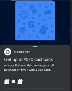 Gpay Recharge Offers