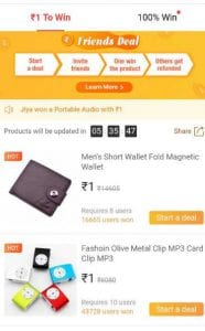 [Unlimited Trick Added] Trick To Get Free Paytm Rs.30 From Club Factory 3