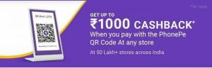 Phonepe Scan & Pay