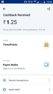 NewsPoints App - Get Instant PayTM Cash on Signup + Refer & Earn 3