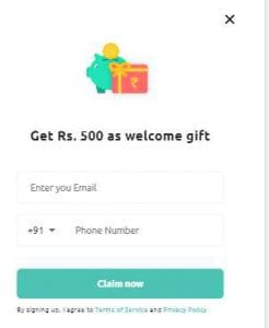 Piggy Mutual Fund App - Get Rs.500 on signup + Refer & Earn Rs.100 each 2