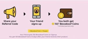 [New Users Only] Bewakoof Offer - Order anything worth Rs.325 For Free 1