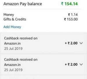 Amazon Scan & Pay Loot - Get Rs.2 Amazon Pay Cash On Every Scan & Pay Transaction 4