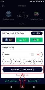 Match365 App - Predict, Refer Friends & Earn Real Bitcoins 3