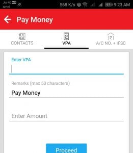 Airtel UPI Offer - Get Rs.250 Cashback on UPI Money Transfer 3