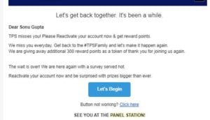 [New Survey] The Panel Station Loot : Get Rs. 300 Paytm Cash By Completing Surveys 5