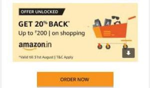 Amazon Freedom Sale - Get 30% Cashback on Payment with Amazon UPI + More Offers 2
