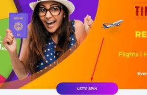 TimesPoints TimesTraveller Offer - Spin The Wheel & Win offers on Flights, Hotels, Cars, Bus & more 1