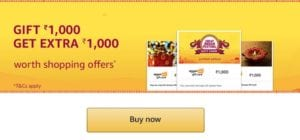 Amazon Great Indian Festival Offers - All Loot Deals | All Cashback Offers 2