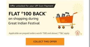 Amazon Great Indian Festival Offers - All Loot Deals | All Cashback Offers 5