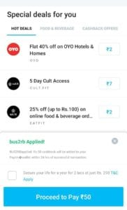 (Over)Trick To Get Free Recharge of Rs.50 From PayTM 2