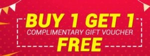Gyftr Bogo Offer - Buy Flipkart Voucher & Get HP Petrol Voucher for Free 1