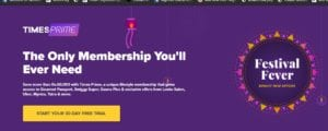 TimesPrime Free 1 Month Membership - Get Free Swiggy Super & Other Deals 1