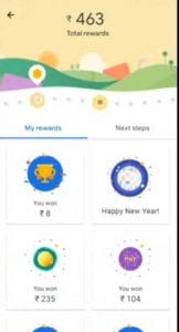 Google Pay Lucky Wheels