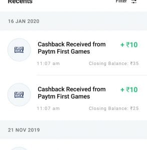 PayTM Scan & pay