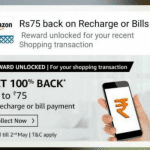 Amazon Recharge