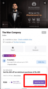 the man company