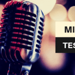 Online mic and Webcam Testers