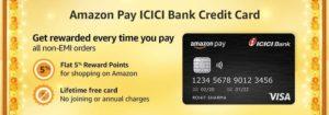 Amazon Pay ICICI