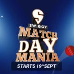 Swiggy Match Day Mania