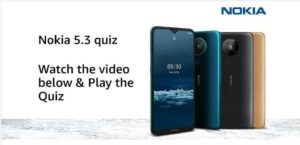 Amazon Nokia Quiz