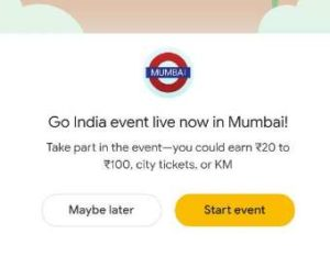 Google Pay Mumbai