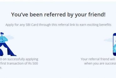 SBI Card Referral Code