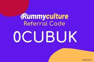 Rummy culture referral code