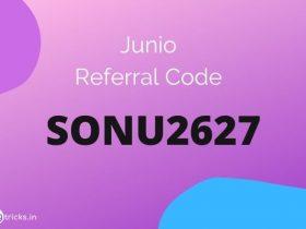 Junio Referral Code